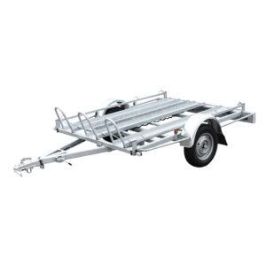 Quad aanhangwagen en Motoraanhangwagen