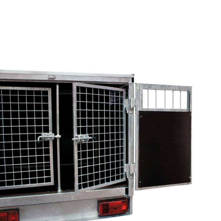 Honden aanhangwagens